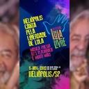 Heliópolis é palco do Festival Lula Livre neste sábado