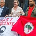 "Okamotto visita Lula e destaca: ""Seguiremos na luta"""