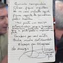 Após agressão, Lula envia carta de solidariedade a Glenn