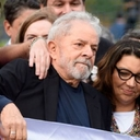 Brazil ex-President Lula walks free from jail