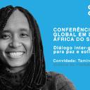 Diretora do IL participa da Conferência de Paz Global