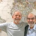Lula discute combate à miséria com ex-diretor-geral da FAO