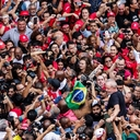 """""""I have more courage to fight now, than I did when I left here"""", says Lula"""