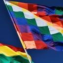 Conheça a bandeira indígena queimada no golpe na Bolívia