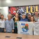 Lula recebe Movimento dos Atingidos por Barragens