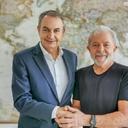 Zapatero a Lula: Nunca vi um líder fazer mais pelos pobres