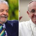 Lula se encontra com Papa Francisco na próxima semana