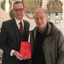 Zanin é recebido por juiz italiano que inspirou Moro