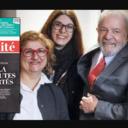Lula em liberdade é o tema de matéria de capa do francês l´Humanité