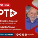 Lula apresenta propostas de ação frente à pandemia