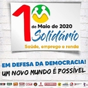 1º de Maio virtual: 30 artistas e defesa da democracia