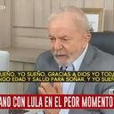 Brasil é uma nau sem rumo, diz Lula à TV argentina