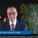 Zanin explica suspeição de Moro nos processos contra Lula
