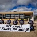 Cresce pressão pela anulação da condenação de Lula