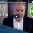 """""""EUA nunca aceitaram o Brasil forte no mundo"""""""