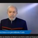 Lula ao El País: ʽNovo normal' é voltar a ter direitos