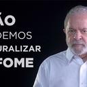 Confira pronunciamento de Lula no Dia da Alimentação