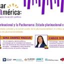 Disponible: Estado plurinacional y la Pachamama