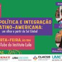 Aula disponível: Repensar a geopolítica latino-americana