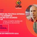 Disponível: Meio ambiente na política externa brasileira