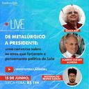 No ar: Uma conversa sobre a formação política de Lula