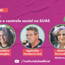 Disponível: Participação e controle social no SUAS