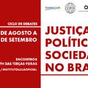 Novo curso: Justiça, política e sociedade no Brasil