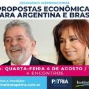 Inscreva-se: Como retomar a economia de Brasil e Argentina?