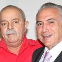 Vice-presidente Temer visita Lula e Sarney no Sírio-Libanês