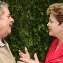 Lula e Dilma se encontram em São Paulo