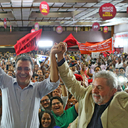 Lula participa de grande ato com militância baiana