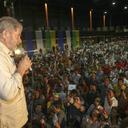 Lula comenta no Piauí xingamentos à presidenta Dilma