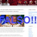Como uma mentira se espalha na rede: Lula nunca falou sobre a eliminação do Japão da Copa do Mundo